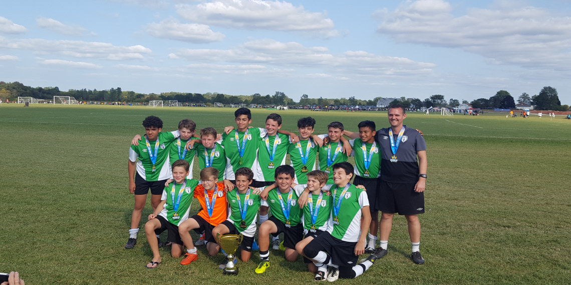 Multiple Power FC squads crowned Champions at the Lightning Cup in Michigan!