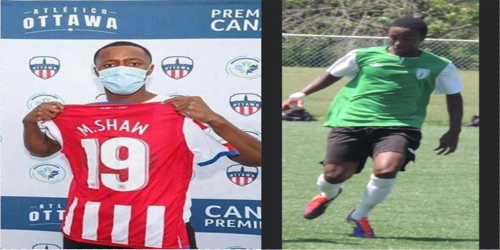 Former Power FC Player Malcolm Shaw Signs with Atletico Ottawa of the Canadian Premier League
