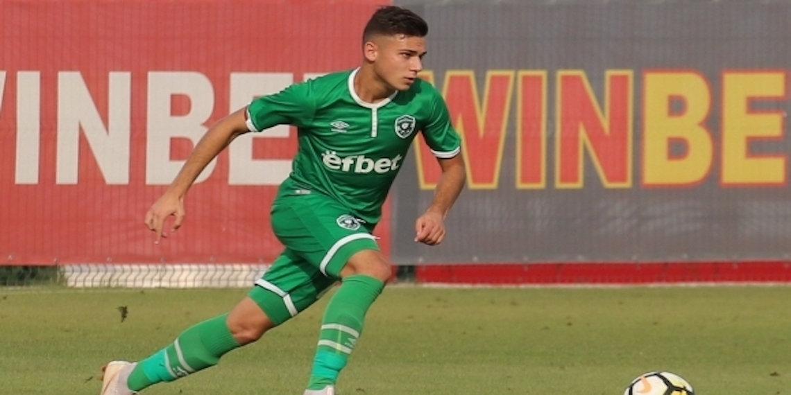 Former Power FC Player Dominic Iankov Making Progress with Bulgarian Club Ludogorets