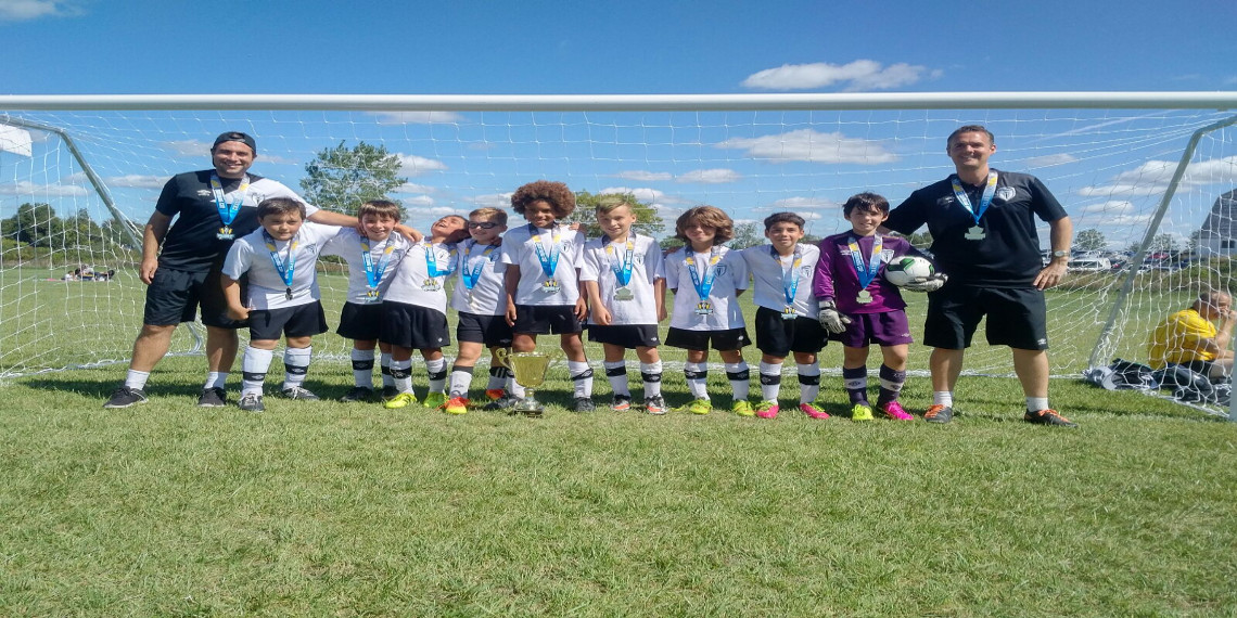 Lightning Cup Winners Under 9